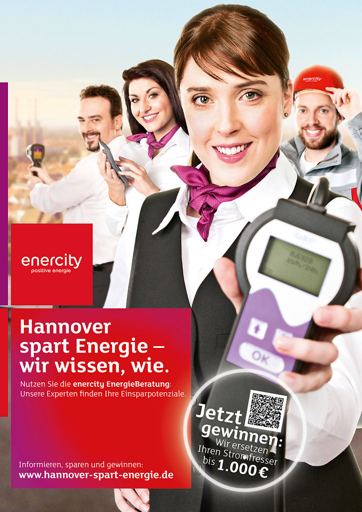 Enercity, L O O K ! Werbeagentur GmbH